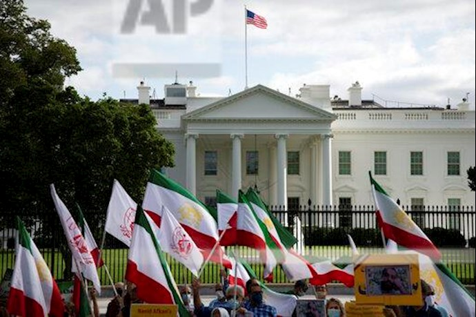 آسوشیتدپرس: تظاهرات در آمریکا علیه حکم اعدام نوید افکاری - 3