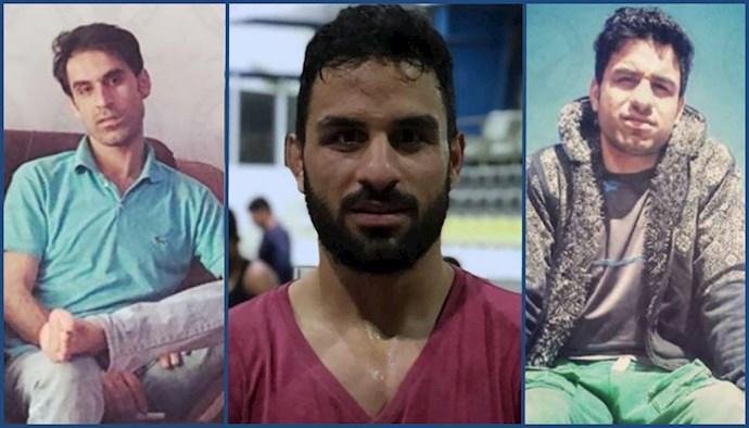 زندانیان سیاسی براداران افکاری