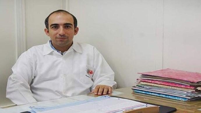 پیمان طبرسی معاون آموزشی بیمارستان مسیح دانشوری