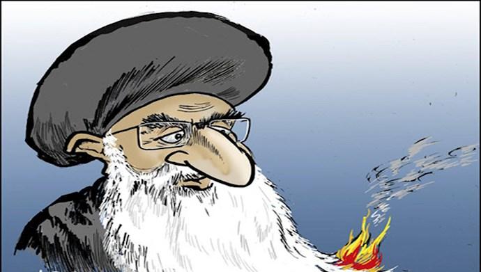 نمای روز ـ ماجرای خامنهای، تحریف و سپاه پاسداران