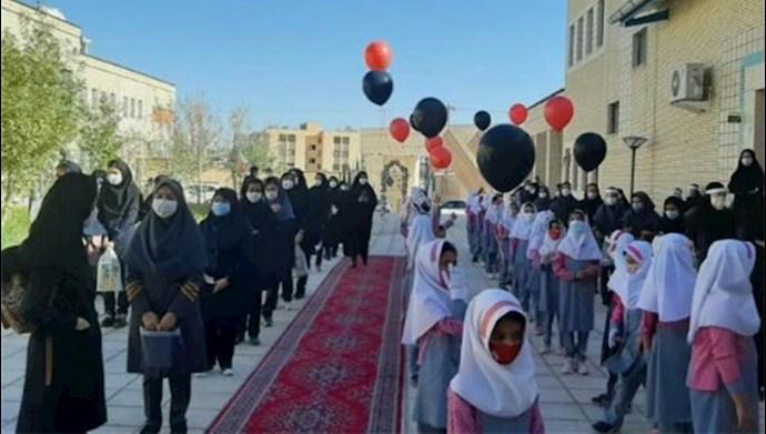 بازگشایی مدارس در سیستان و بلوچستان