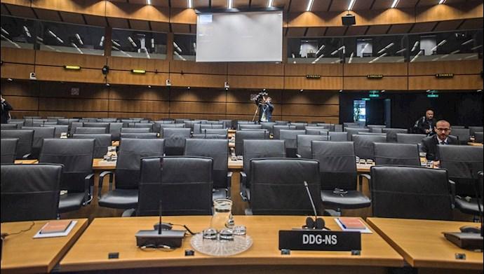 آژانس بینالمللی اتمی - عکس از آرشیو