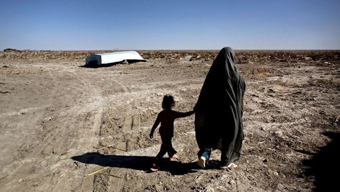 سیستان و بلوچستان در فقر و تبعیض مضاغف