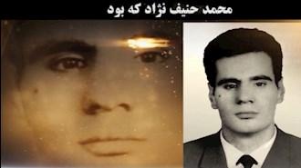 محمد حنیف نژاد که بود