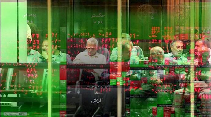 ریزش  سنگین بازار بورس
