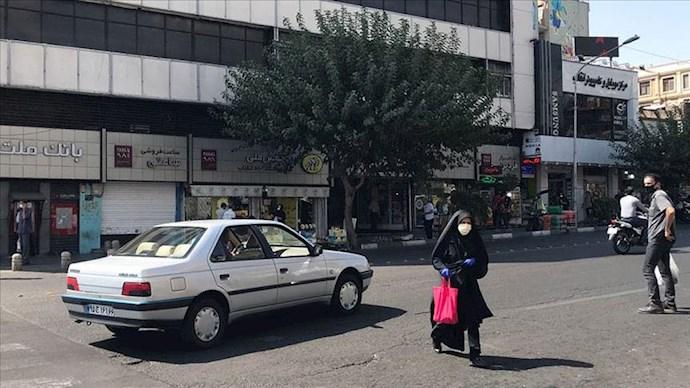 -کرونا در ایران