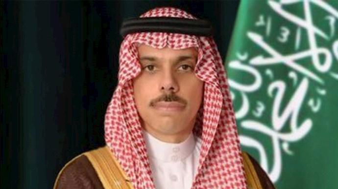 .  فیصل بن فرحان وزیر خارجه عربستان روز