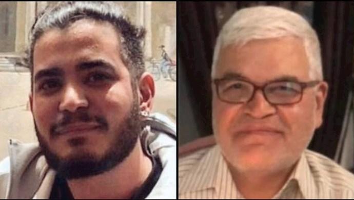 خودکشی ناصر مرادی پدر زندانی سیاسی محکوم بە اعدام امیر حسین مرادی