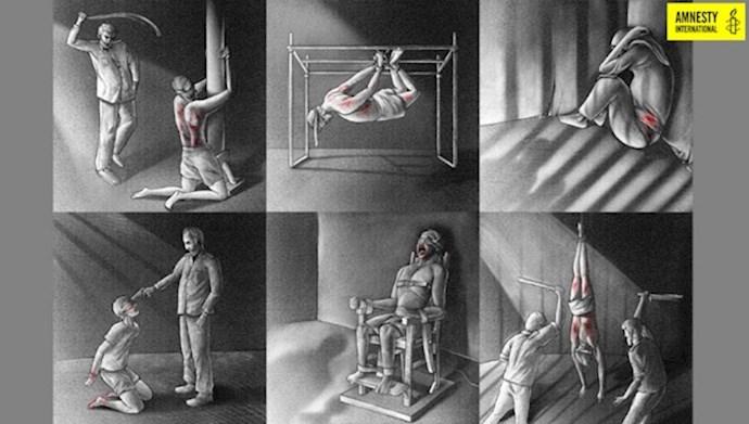 عفو بینالملل و شکنجه در ایران