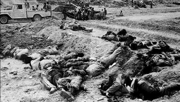 کشتههای جنگ ۸ساله
