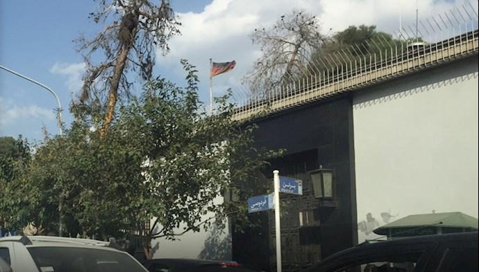 سفارت آلمان در تهران