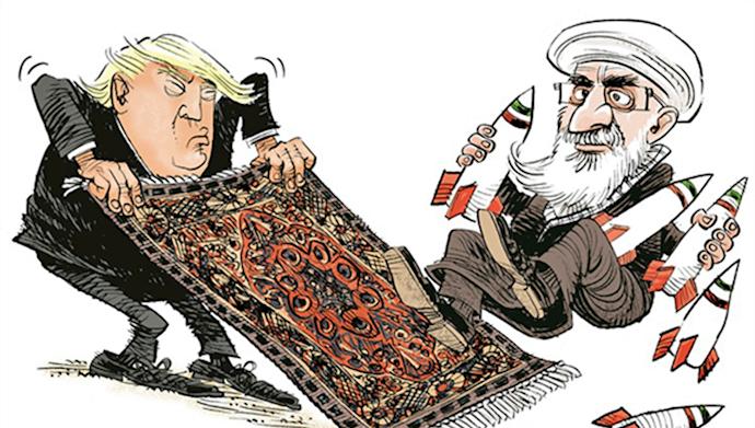 نمای روز ـ وعده پیروزی روحانی و اجرایی شدن مکانیزم ماشه