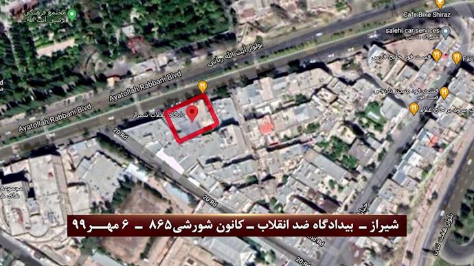 بازتاب تهاجم به قضاییه جلادان در شیراز و انفجار در بیدادگاه صادرکننده حکم اعدام نوید افکاری - 0