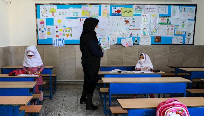 بازگشایی جنایتکارانه مدارس