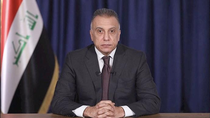 کاظمی نخست وزیر عراق