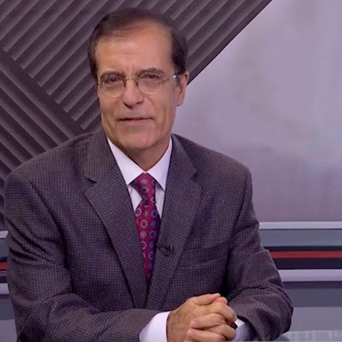 حسین سعیدیان عضو شورای ملی مقاومت ایران