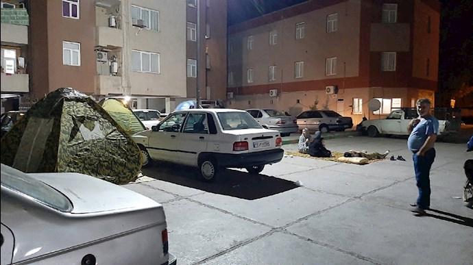 زلزله ۵.۱ریشتری در گلستان