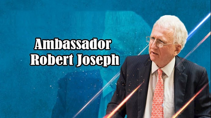 رابرت جوزف نماینده ویژه سابق برای منع تکثیر اتمی