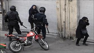 سرکوب زنان در ایران
