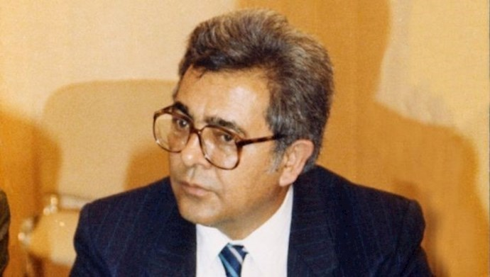 شهید حقوق بشر دکتر کاظم رجوی