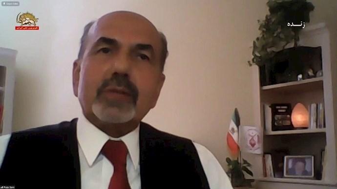 رضا سامی