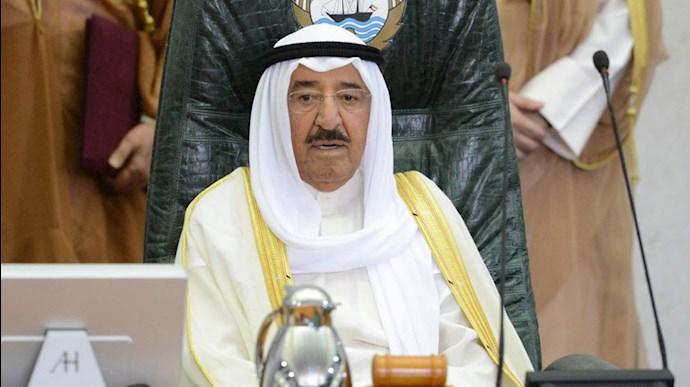 امیر کویت شیخ صباح احمد جابر الصباح