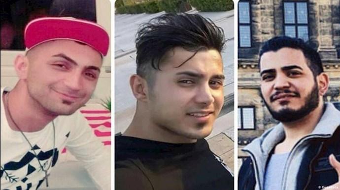 تهدید سه بازداشت شده تظاهرات آبان ماه به سکوت