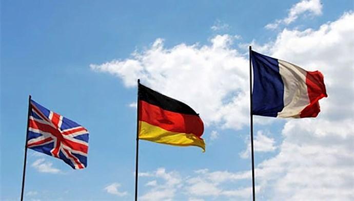 تروئیکای اروپا در شورای حکام آژانس بینالمللی انرژی اتمی