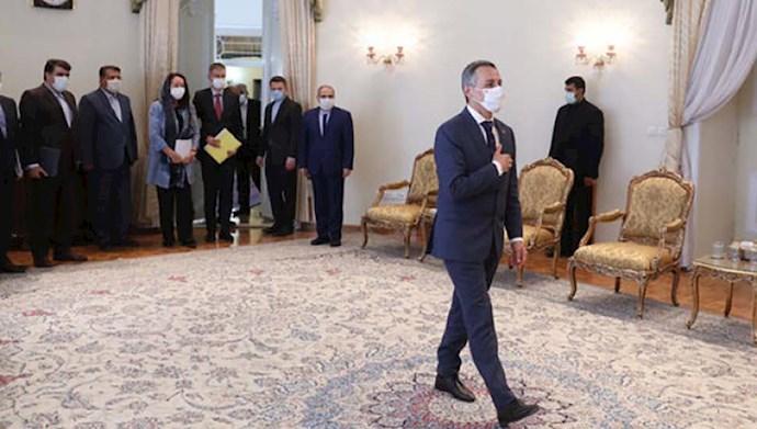 سفر وزیر  خارجه سوئد به تهران