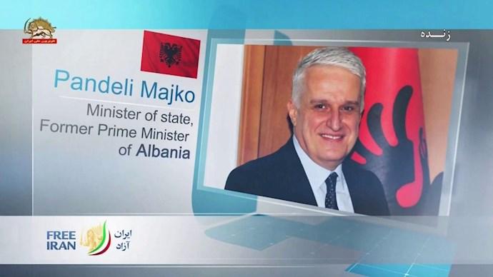 پاندلی مایکو - وزیر دولت آلبانی، نخستوزیر پیشین - 0