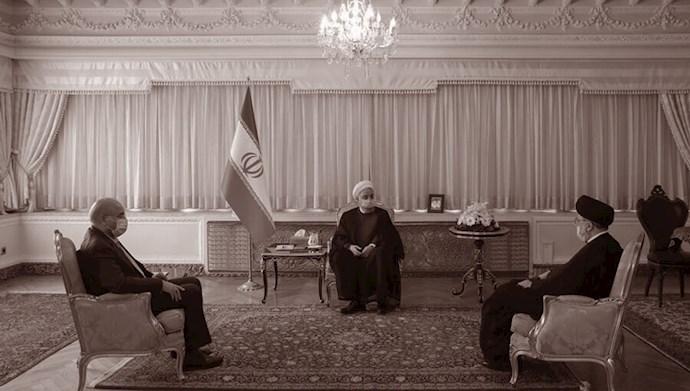 نشست سران قوای رژیم