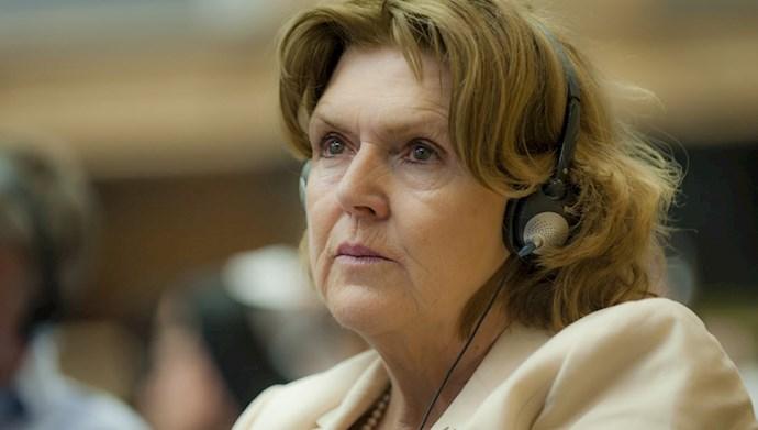 مری لاولور گزارشگر ویژه سازمان ملل