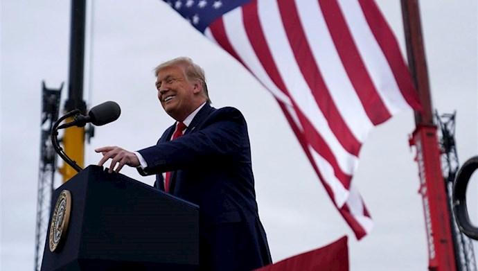 سخنرانی دونالد ترامپ در ایالت میشیگان