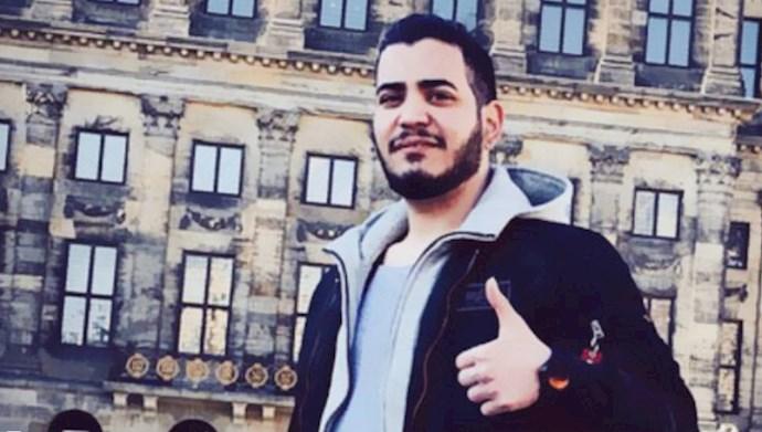 امیرحسین مرادی، از دستگیرشدگان قیام آبان ۹۸