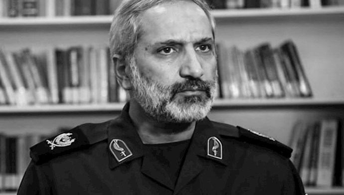 پاسدار محمد یزدی سرکرده سپاه ضدمحمد رسول الله تهران