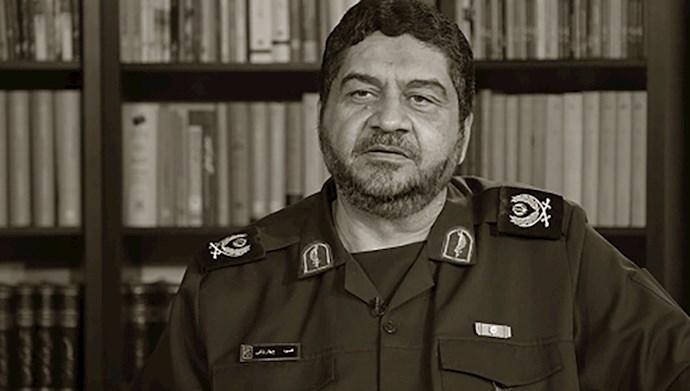پاسدار چهارباغی از سرکردگان سپاه