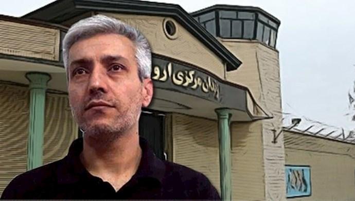 زندانی سیاسی ،سعید سنگر
