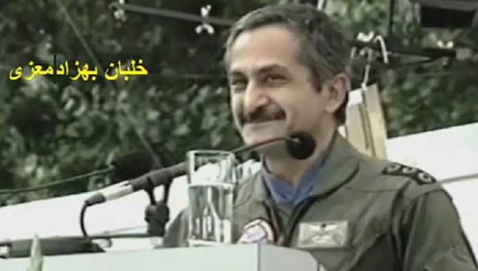 قهرمان-ملی-سرهنگ-خلبان-مجاهد-بهزاد-معزی