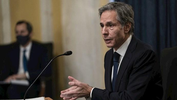 آنتونی بلینکن وزیر خارجه پیشنهادی دولت بایدن