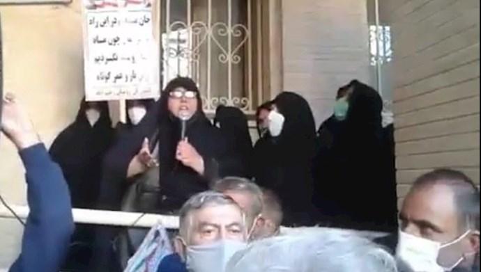 تجمع کشاورزان شرق اصفهان