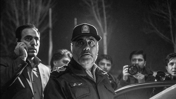 حسین رحیمی سرکرده انتظامی تهران