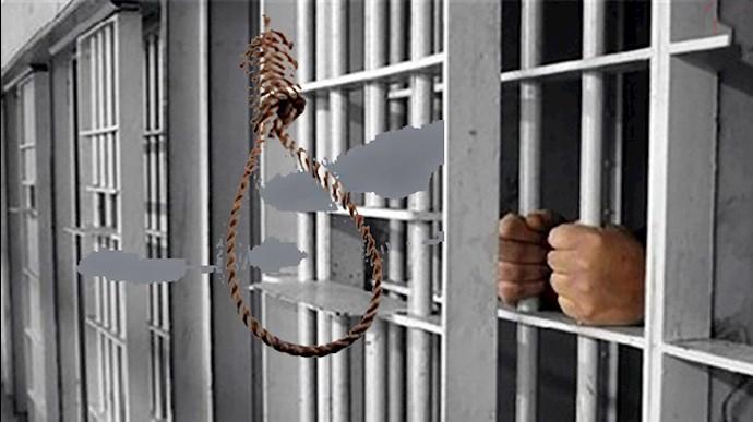 اعدام جنایتکارانه ۴ زندانی در زندان سپیدار اهواز