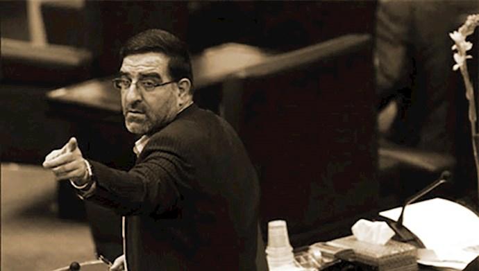احمد امیرآبادی فراهانی عضو هیات رئیسه مجلس ارتجاع