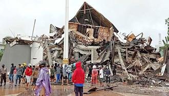 زلزله ۶.۲ریشتری در جزیزه سولاسی اندونزی