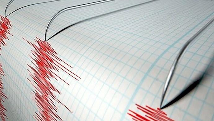 زلزله در چاهداد خدا در کرمان
