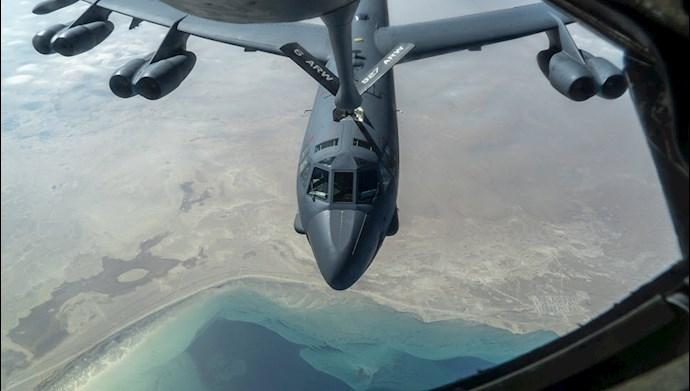 بمبافکن آمریکایی - عکس  از  آرشیو