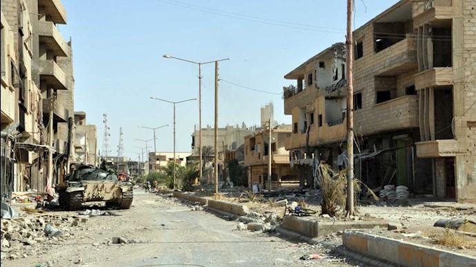 دیرالزور سوریه - عکس از آرشیو