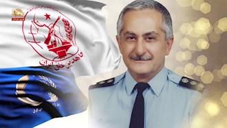 خلبان مجاهد بهزاد معزی