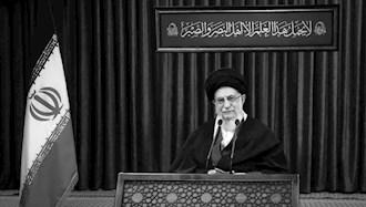 خامنهای ولی فقیه ارتجاع - ۱۹دی۹۹