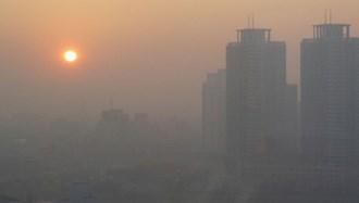 آلودگی هوای کلانشهرها